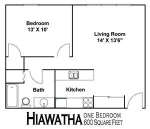 Hiawatha (The Fremont)
