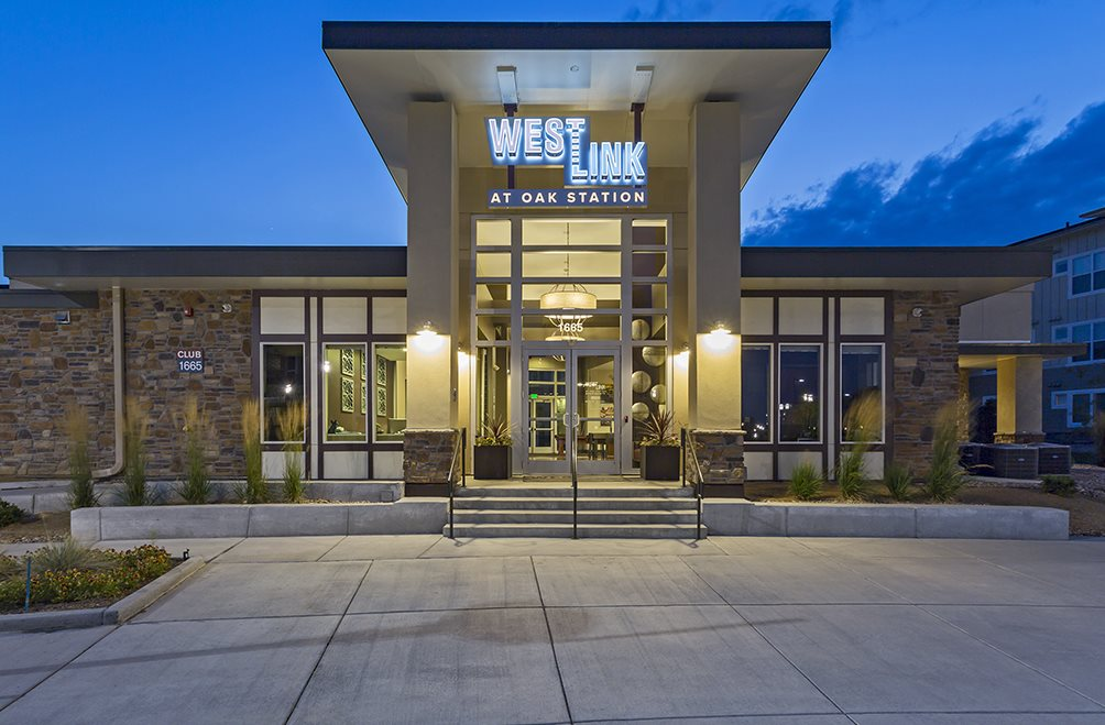 Westlink At Oak Station Apartments In Lakewood Co