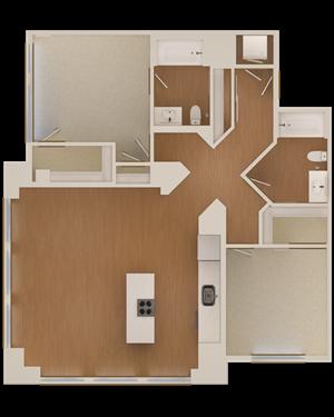 floorplan The Martson 94063