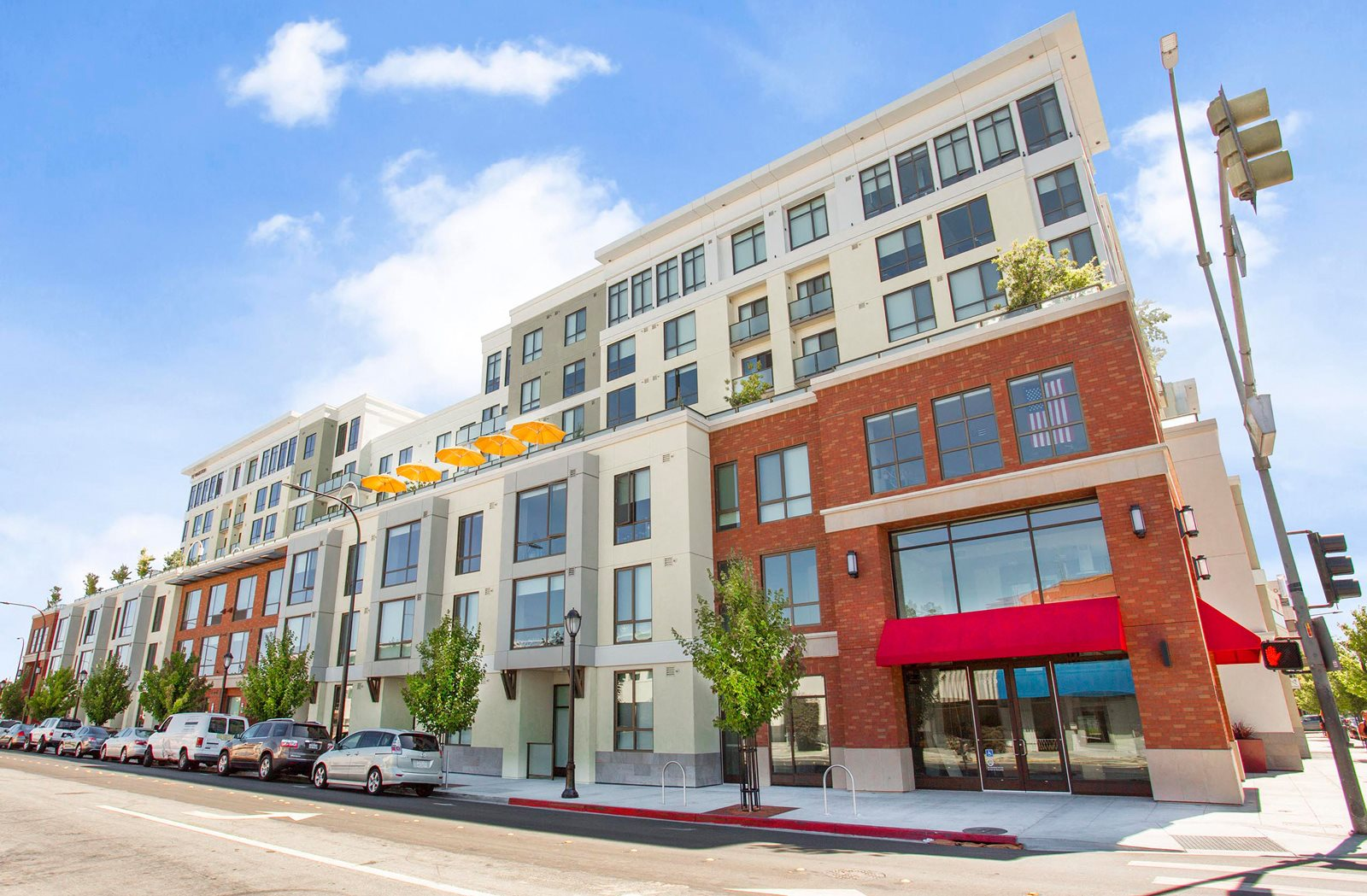 The Marston By Windsor Luxury Apartments In Redwood City