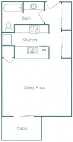 Butler Floorplan at Fountain Glen