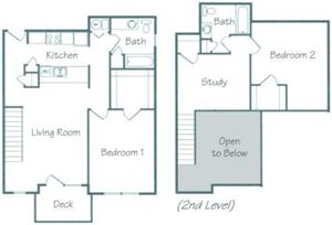 Nemaha Floorplan at Fountain Glen