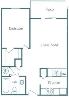Otoe Floorplan at Fountain Glen