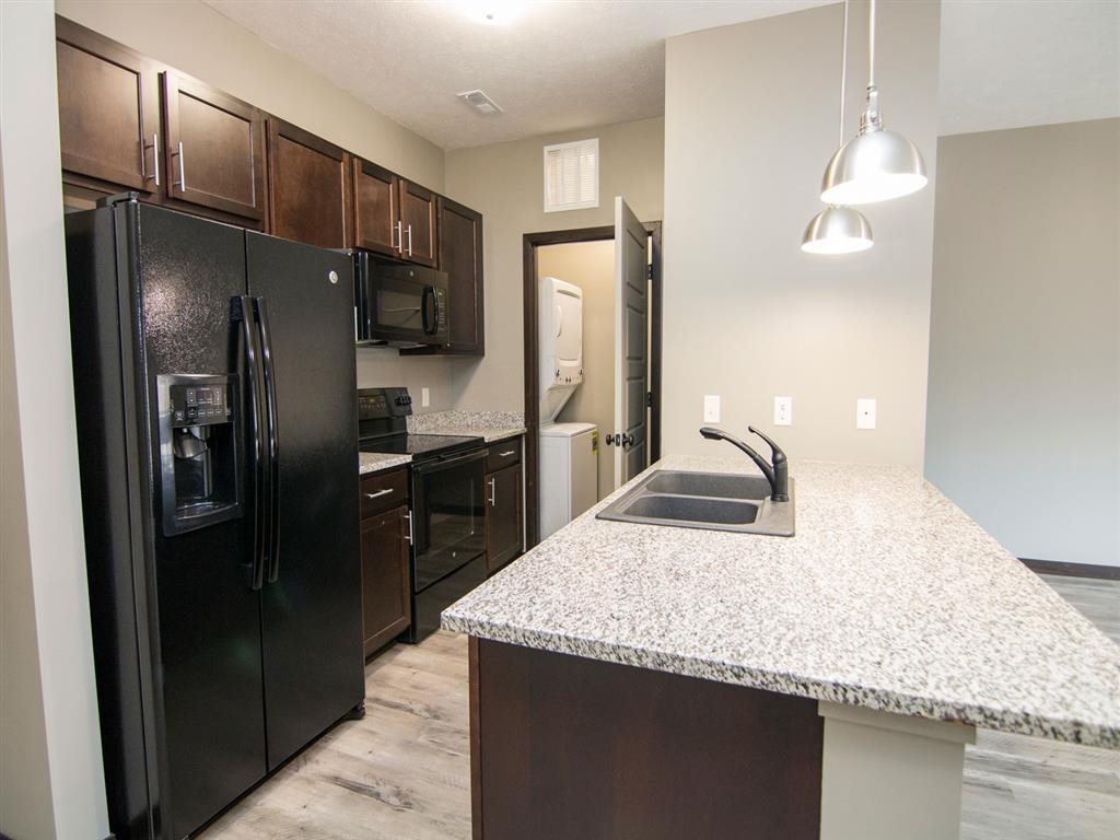 Interiors-North Pointe Villas Kitchen in Lincoln NE