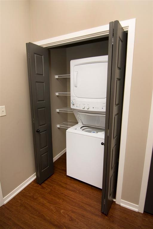 Interiors-North Pointe Villas Washer and Dryer in Lincoln NE