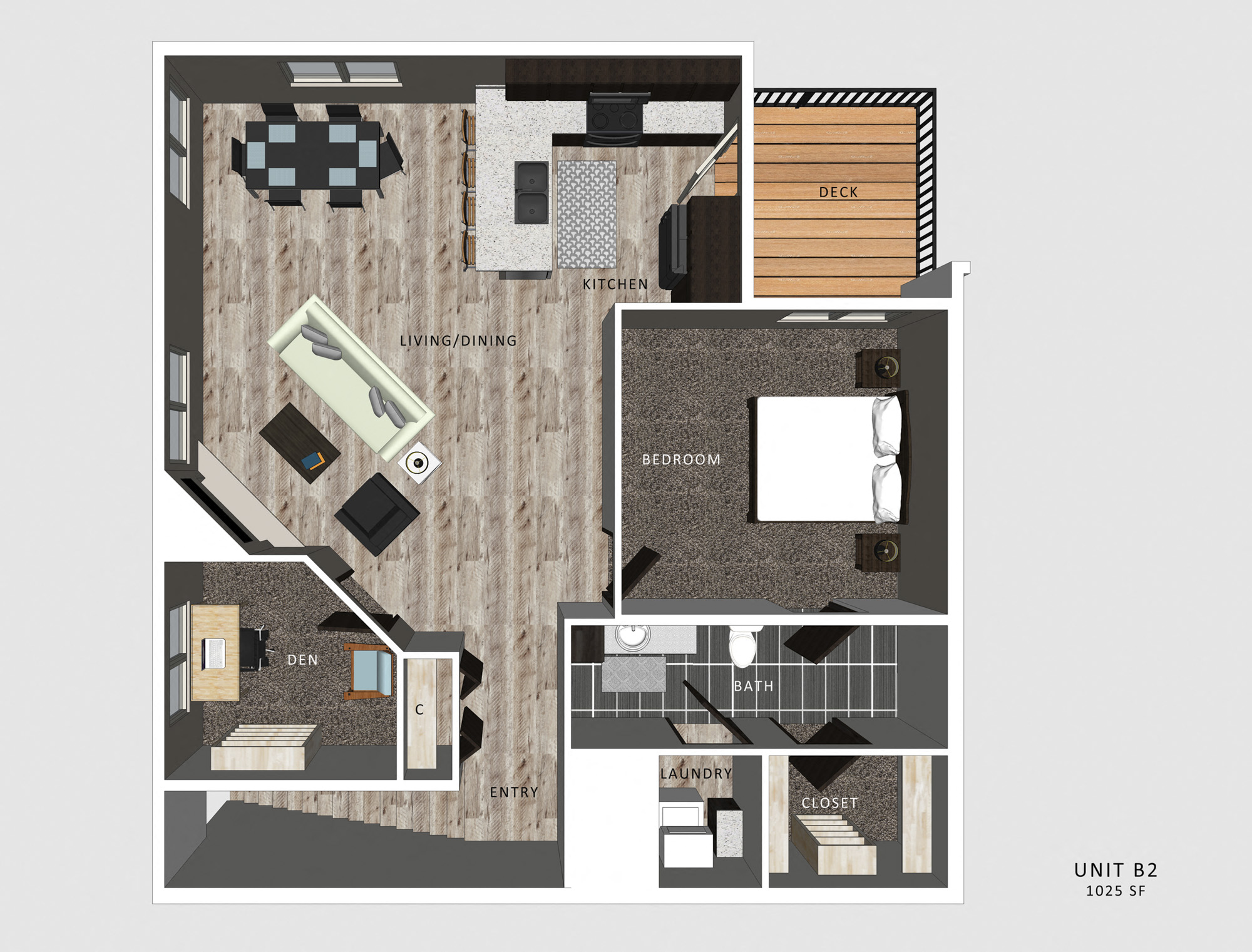 High Quality 1 Bedroom Apartment Baxter Floor Plan North Pointe Villas