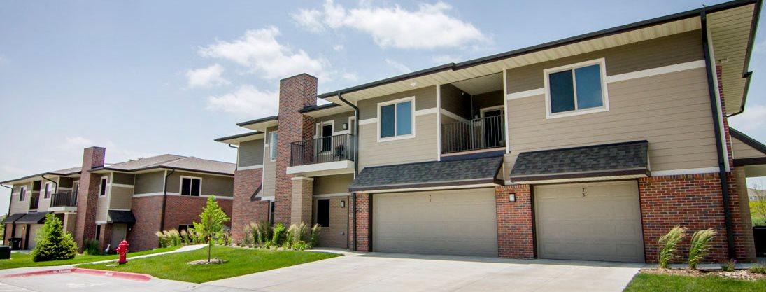 North Pointe Villas Apartments In Lincoln Ne