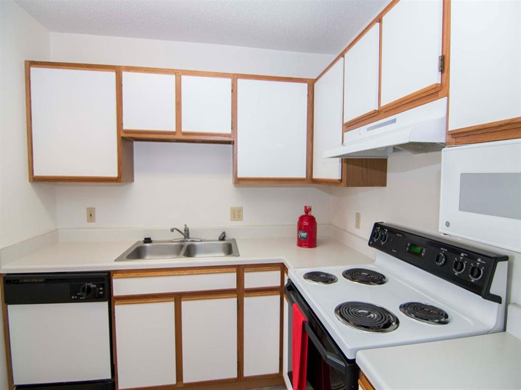 Northridge Heights Apartments Kitchen in Lincoln NE