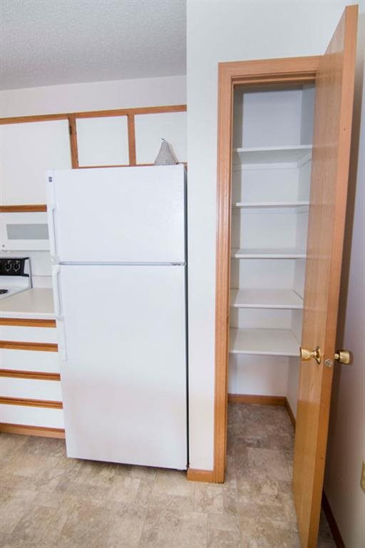 Northridge Heights Apartments Refrigerator with Pantry in Lincoln NE