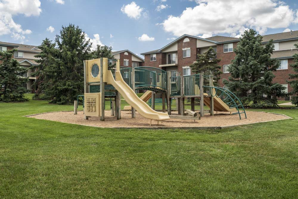 Playground at Northridge Heights Apartments!