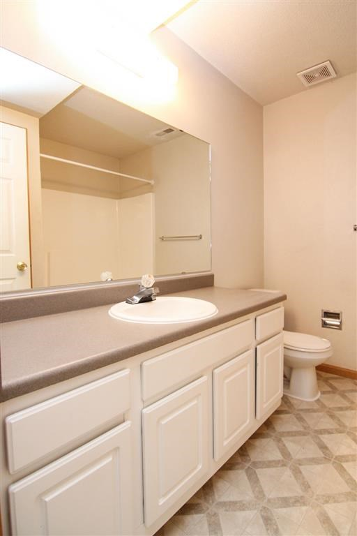 Interiors- Spacious Bathroom at Northbrook Apartments in Lincoln NE
