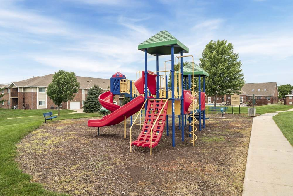 Playground at Northbrook Apartments