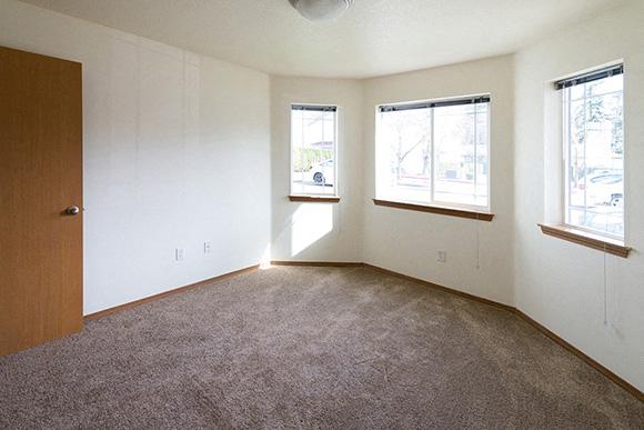 2nd bedroom has plenty of natural light