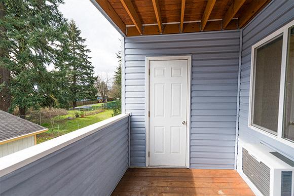 Extra storage on balcony or patio