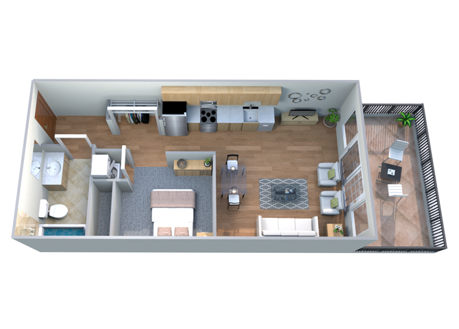 oA9 Floor Plan 17