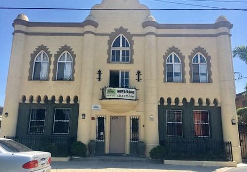 Burns Avenue Apartments Community Thumbnail 1
