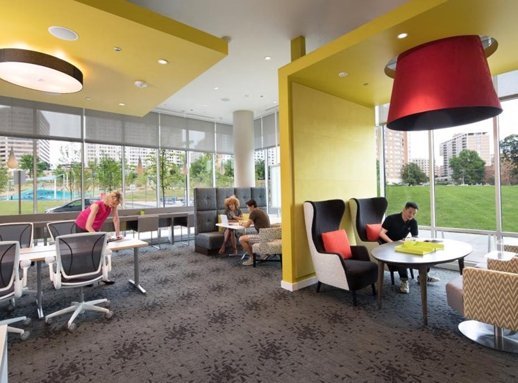 Newly Renovated Work Lab at The Pearl, Silver Spring,Maryland