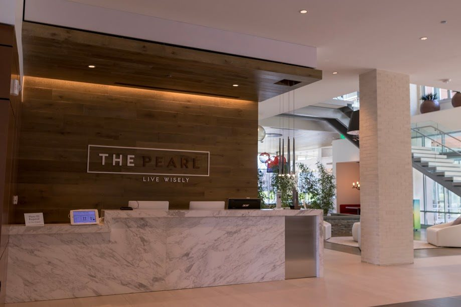 24 Hour Concierge Service at The Pearl, Maryland