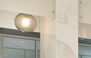 Chef Inspired Kitchen Islands with Chic Pendant Lighting at The Pearl, Maryland