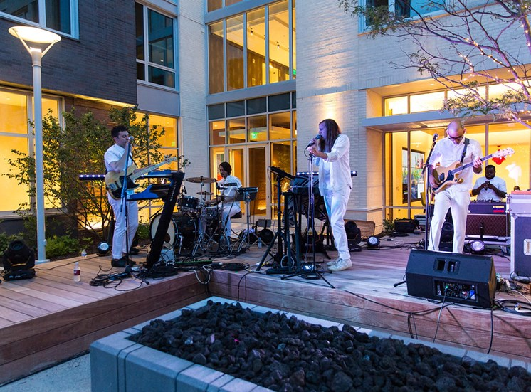 Live Bands at The Pearl, Silver Spring, 20910
