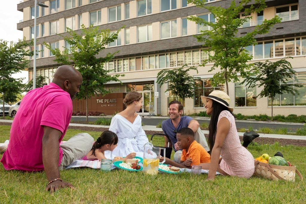 Enjoy a Very Vital Family Life at The Pearl, Silver Spring, Maryland
