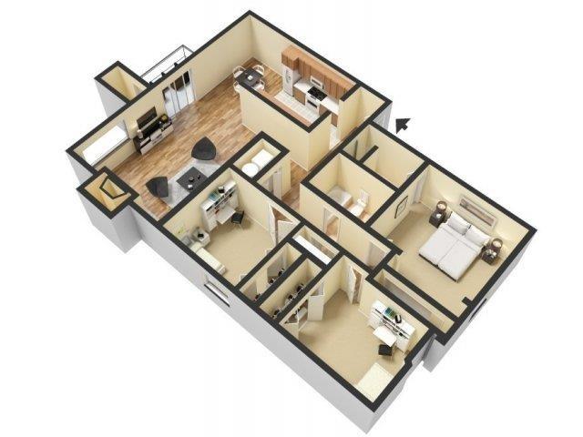 Sapphire Floor Plan 4