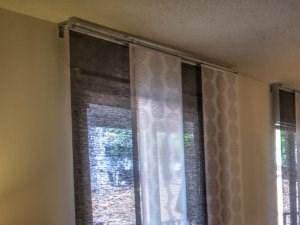 Model Dining Room- Large Window