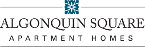 Logo at Algonquin Square Apartment Homes, Algonquin, IL 60102