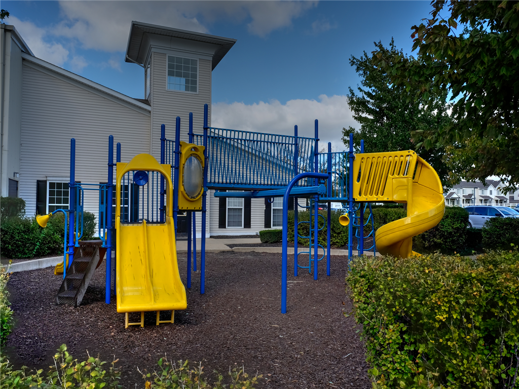 Onsite Playground at HighPoint Community Apartments, Romeoville, IL, 60446