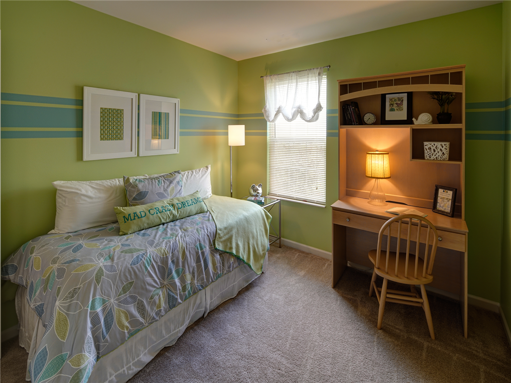 Versatile Den or Home Office Space at HighPoint Community Apartments, Romeoville, IL, 60446