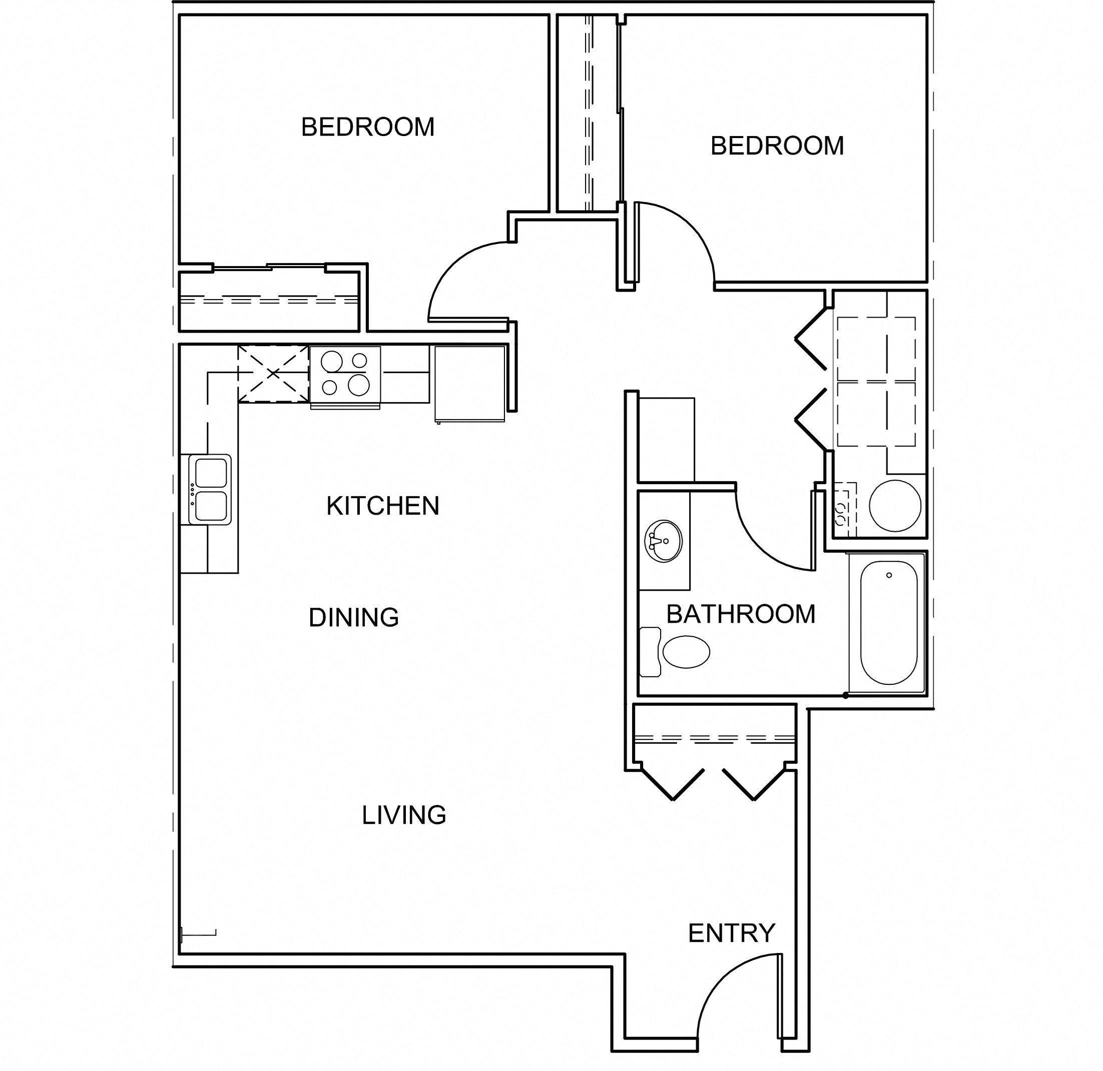NAYA Generations Apartments, 8510 SE Steele Street