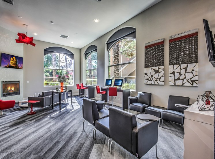 Business And Conference Center at Calypso Apartments