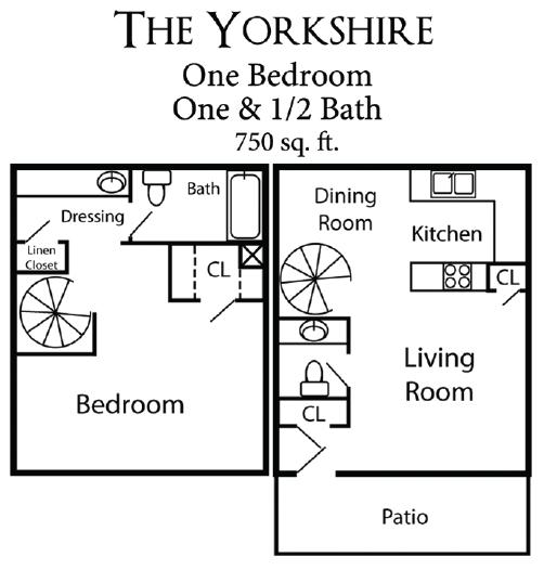 The Yokshire Floor Plan 3
