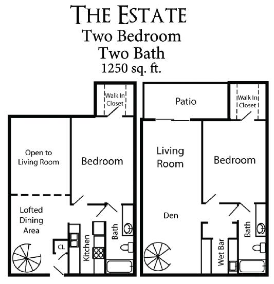 The Estate Floor Plan 8