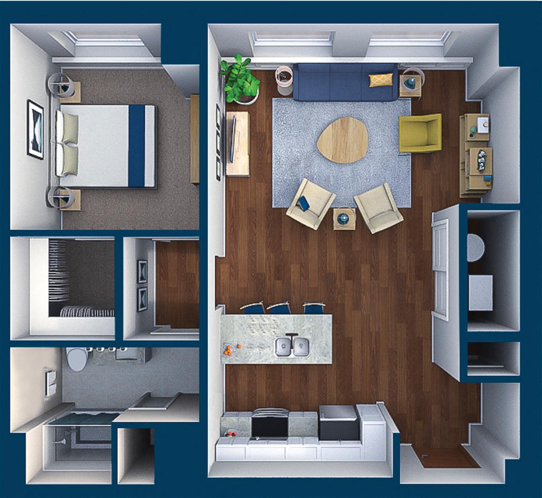 Suite Style P01