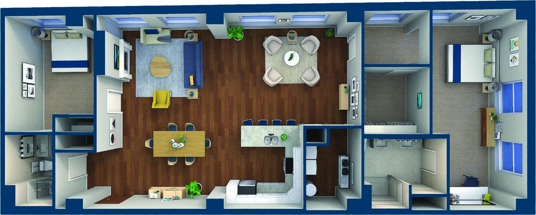 Suite Style P04