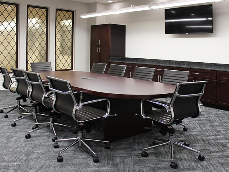 Building Amenities - Conference Room