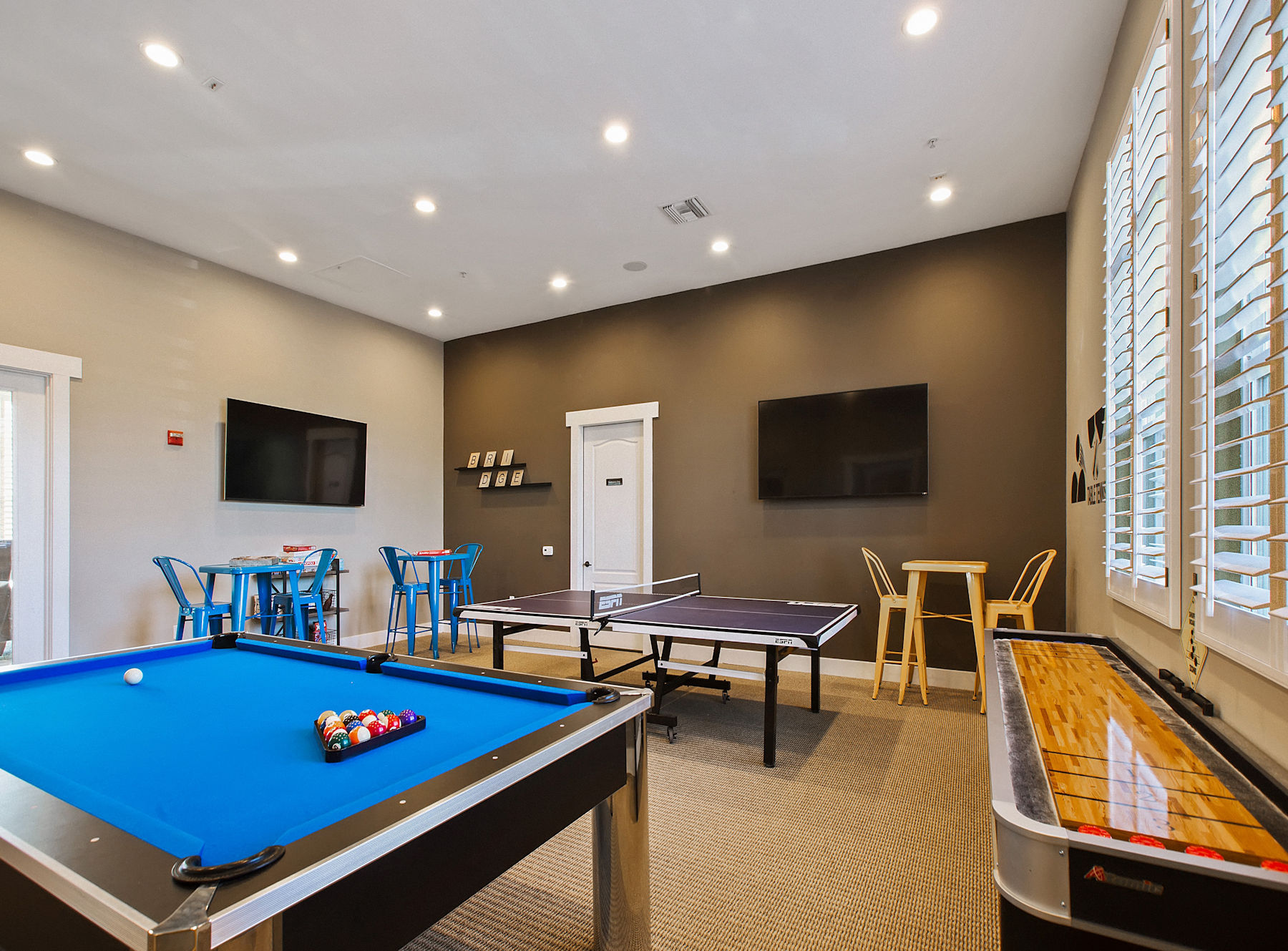 Clubhouse- Game Room