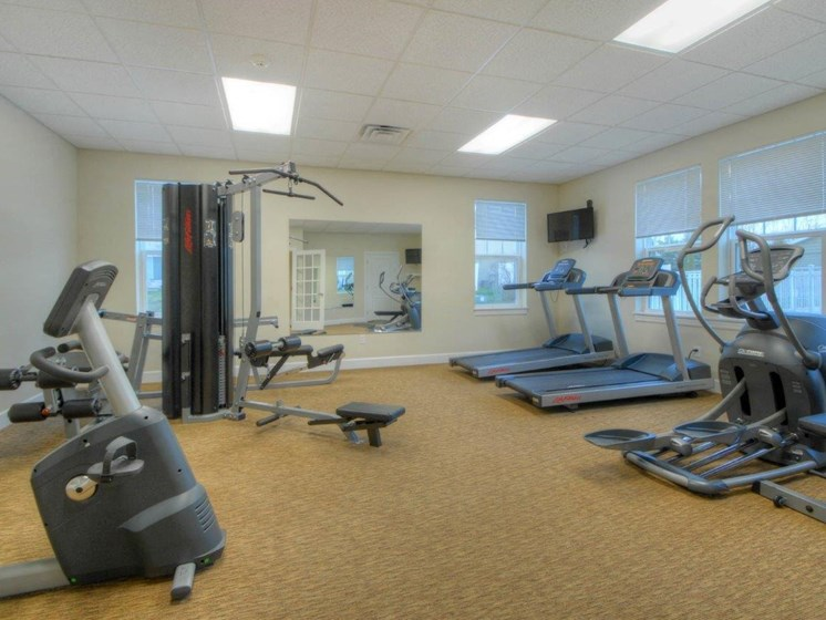 Fitness Center Access at Collett Woods Townhouses, Farmington, 14425