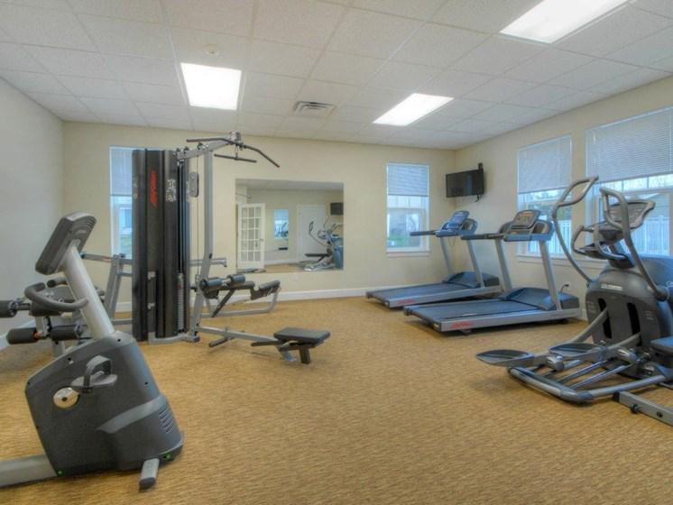 Fitness Center Access at Collett Woods Townhouses, Farmington, 14425