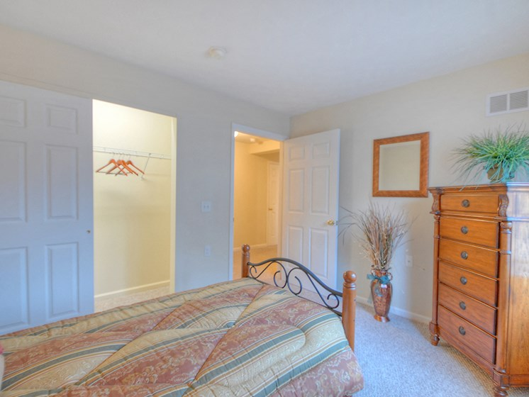 Second Bedroom at Fetzner Square Apartments & Townhouses, Rochester, NY