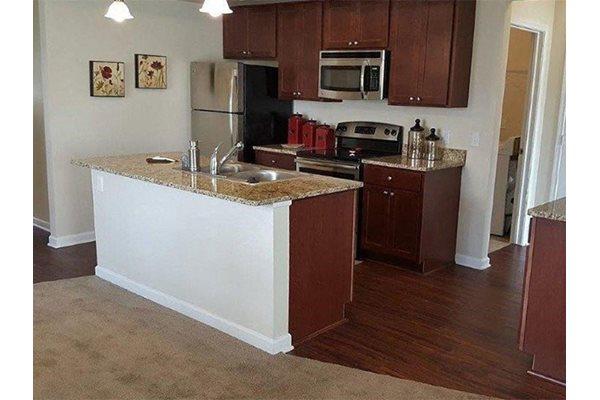 Modern Kitchen at Pleasant Meadows
