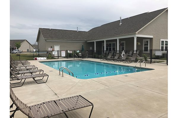 Resort-Style Pool at Pleasant Meadows