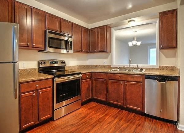 Large Kitchen at Georgetown Apartments, Williamsville, NY
