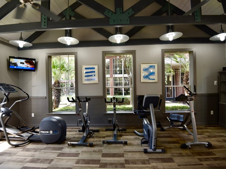 apartments in medical center houston with a fitness center