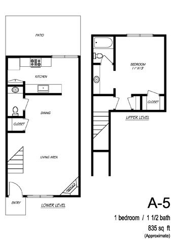 A5 Floor Plan 2