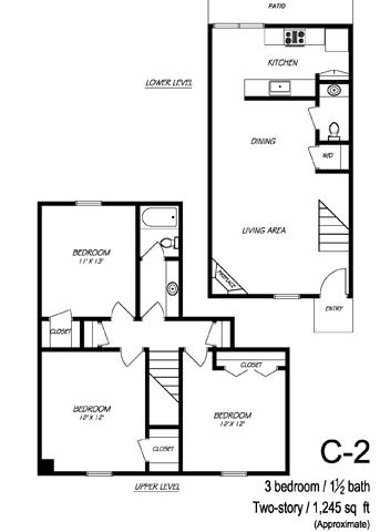C2 Floor Plan 5