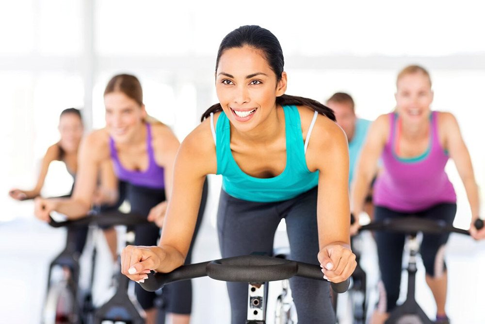 Fully Equipped Fitness Center at Everly Apartments, 2827 Dunvale Rd, Houston, TX 77063