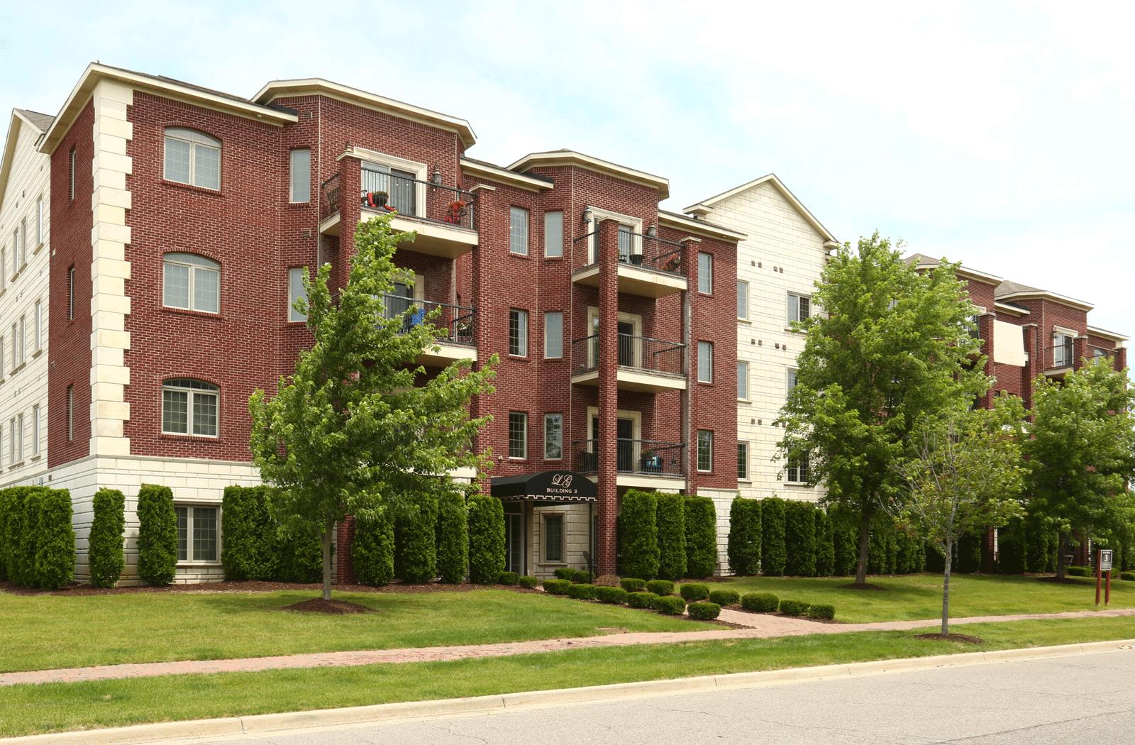 Lions Gate Apartments In Davison Mi