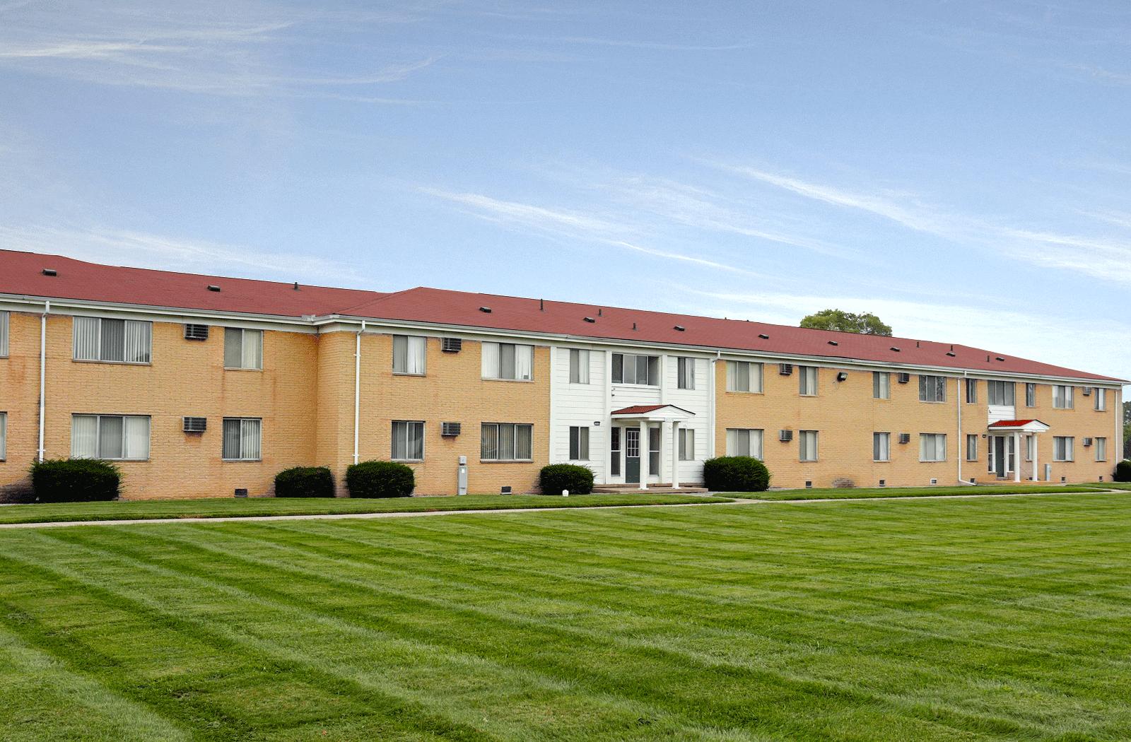 Warren Manor Apartments In Warren Mi
